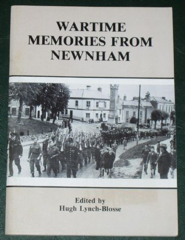 Wartime Memories from Newnham, edited by Hugh Lynch-Blosse